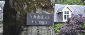 Alltshellach Cottages