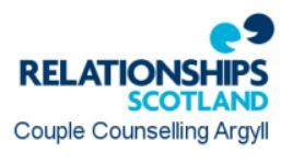 Argyll Couple Counselling