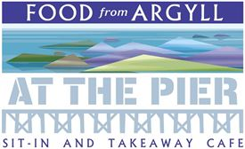 Food from Argyll at the Pier