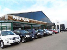 Peter Vardy