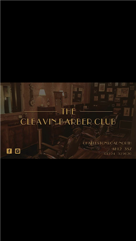 The Cleavin Barber Club Limited