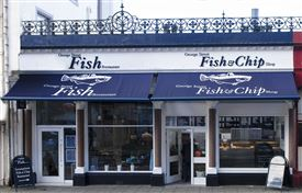 The George Street Fish Restaurant & Chip Shop