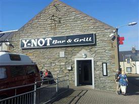 Y-Not Bar & Grill